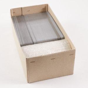 """Hullzellenblech """"Stahl"""" – 70 x 200"""