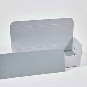 """Hullzellenblech """"Stahl, verzinkt, 200er"""" (neue Verpackung – 150 Stück/Paket)"""